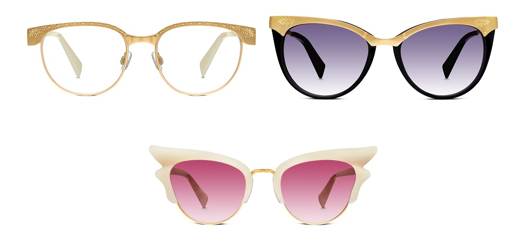 Try these Warby Parker styles at home