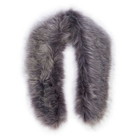 FAUX FUR STOLE by SOLE SOCIETY