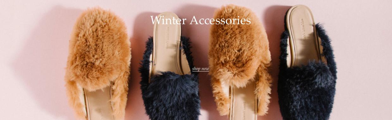 Winter accessories via DNAMAG