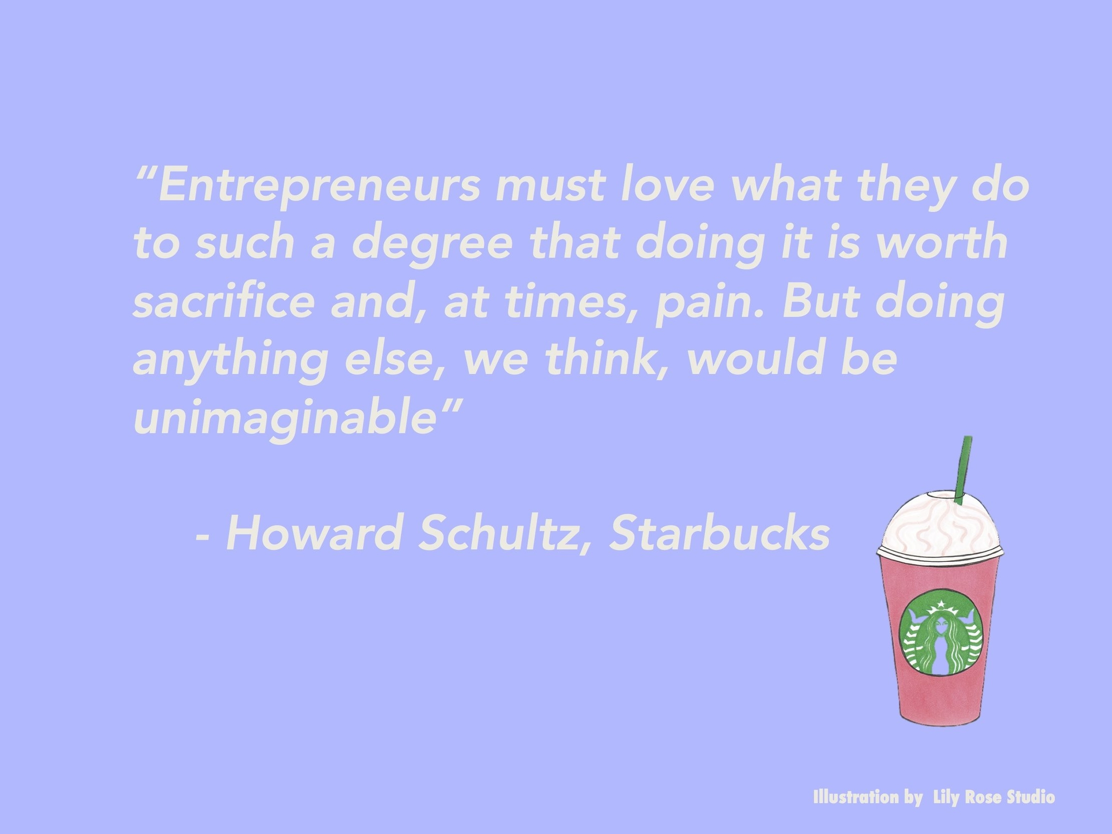 How To Be Successful According to Starbucks via DNAMAG