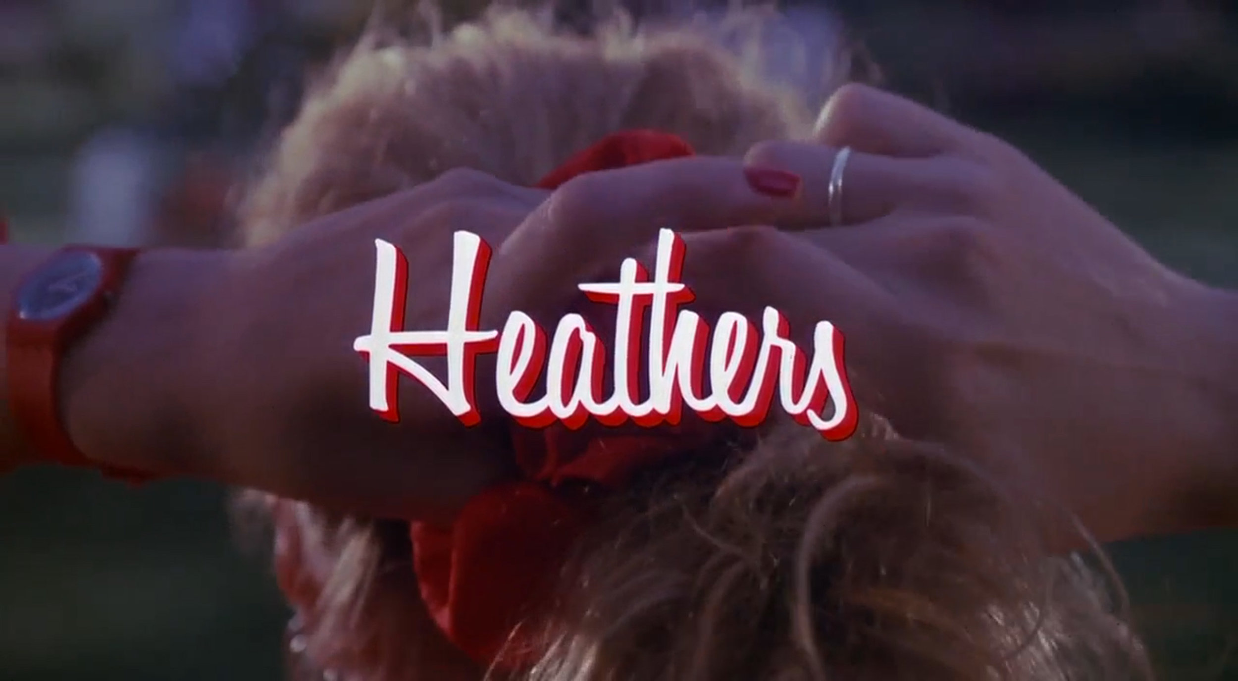 The Style Legacy of Heathers via DNAMAG
