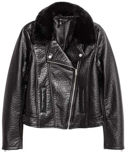 H&M Biker Jacket via DNAMAG