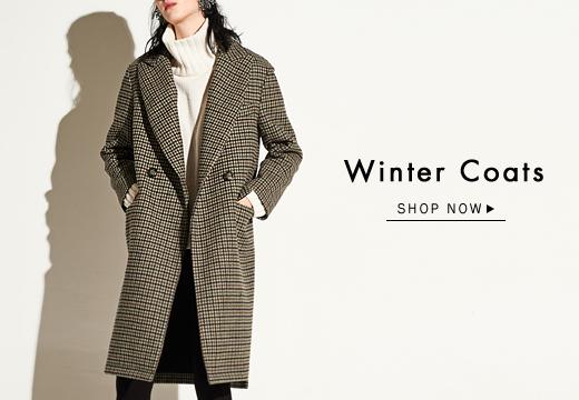 Shop Winter Coats via DNAMAG