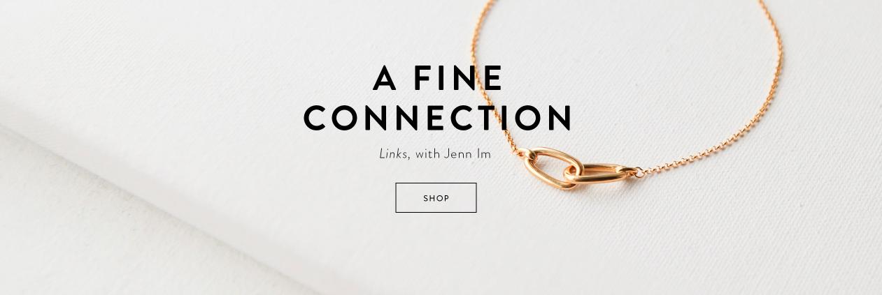Shop Jenn Im's collection w/Mejuri via DNAMAG