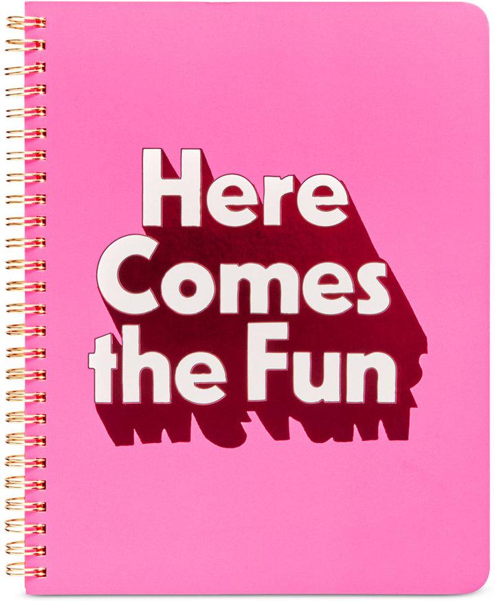 Ban.do Here Comes the Fun Mini Notebook