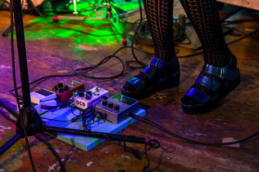 Girl Band To Love: Night School via DNAMAG