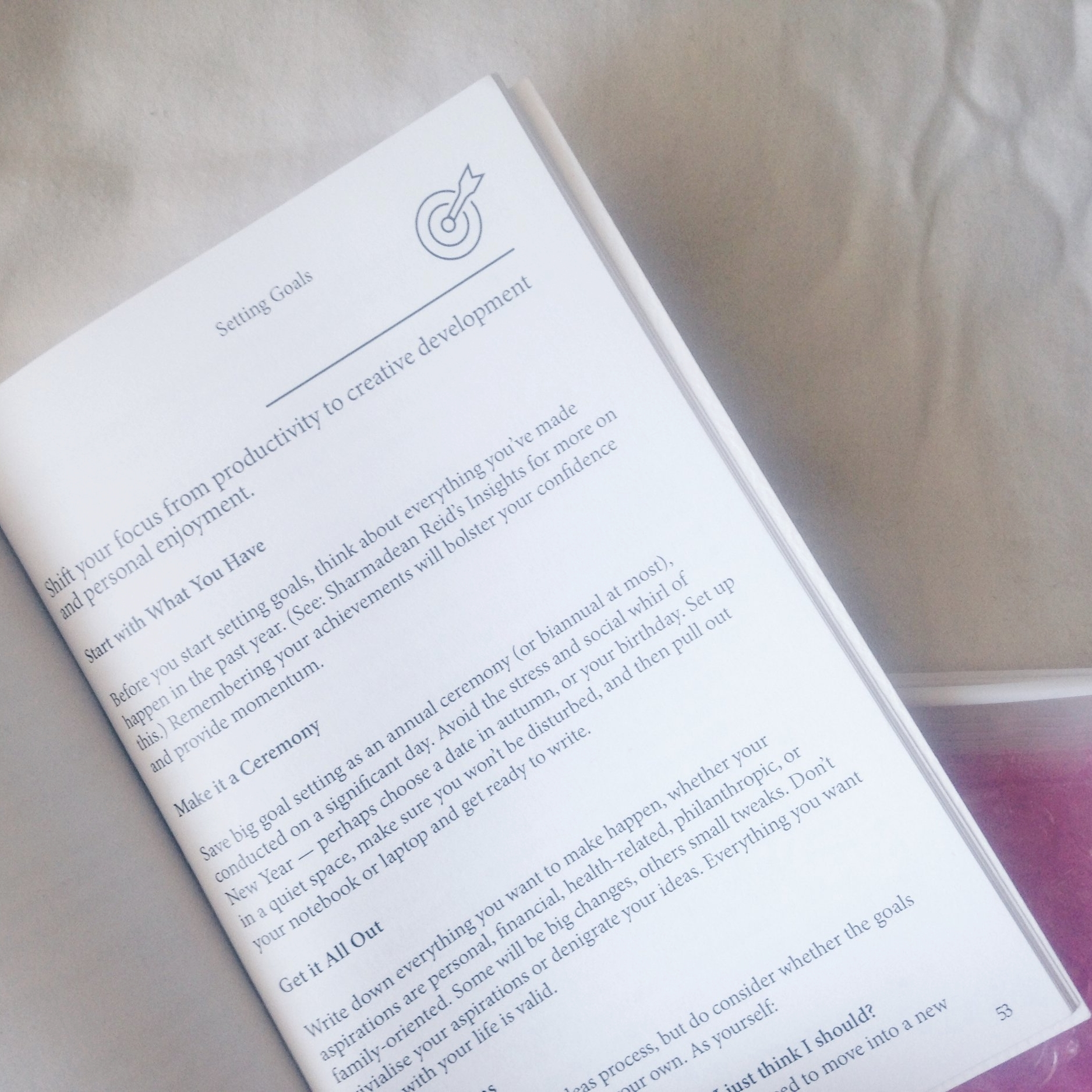 What's in my pouch via DNAMAG