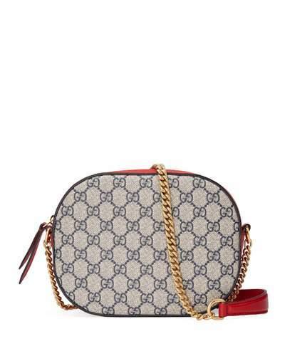 Gucci GG Mini Supreme Chain Bag