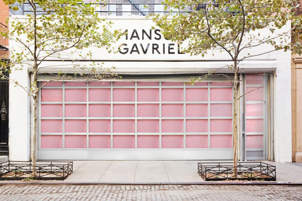 Mansur Gavriel Opens Candy Shop via DNAMAG