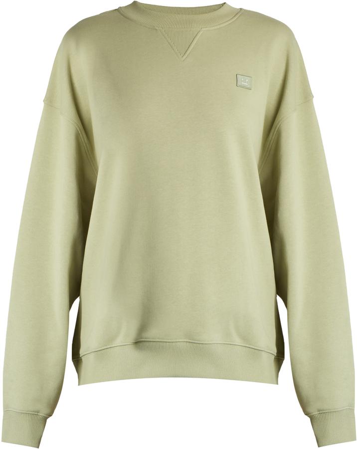Acne Studios - Yana Cotton Jersey Sweatshirt