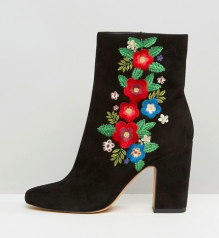 All About Ankle Boots via DNAMAG