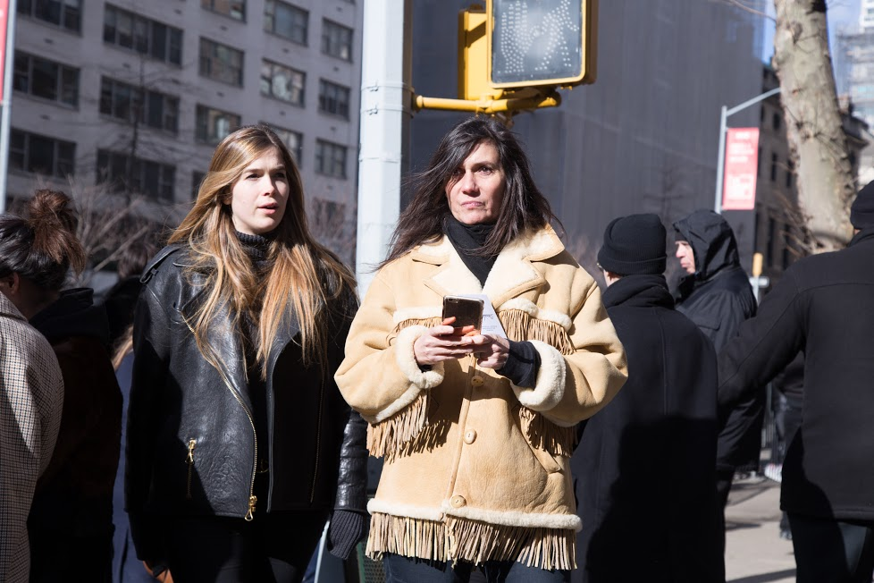 NYFW FW17: Streetstyle Happens via DNAMAG