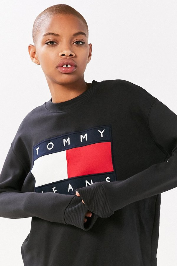 Tommy Jeans for UO 90's Pullover Sweatshirt