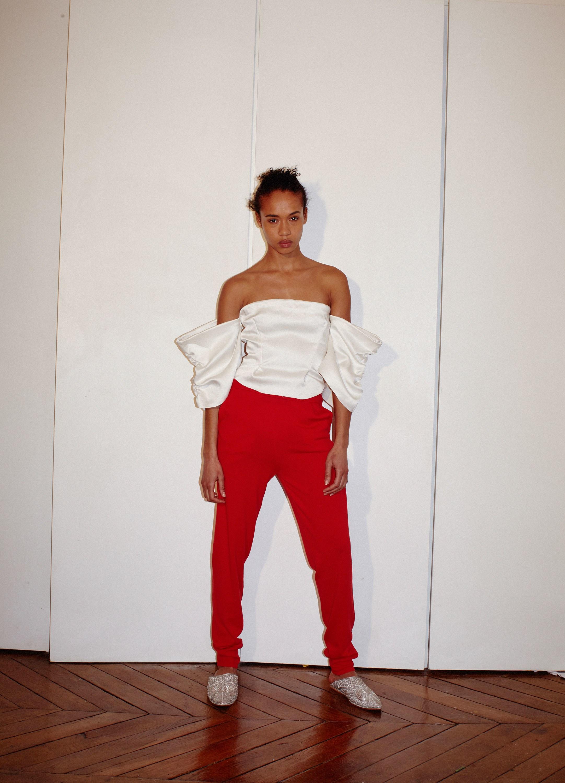 A Designer to Love: Tessa Mathias FW17 via DNAMAG
