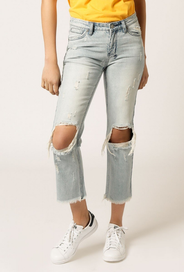 What we want is a good vintage blue jean...via DNAMAG