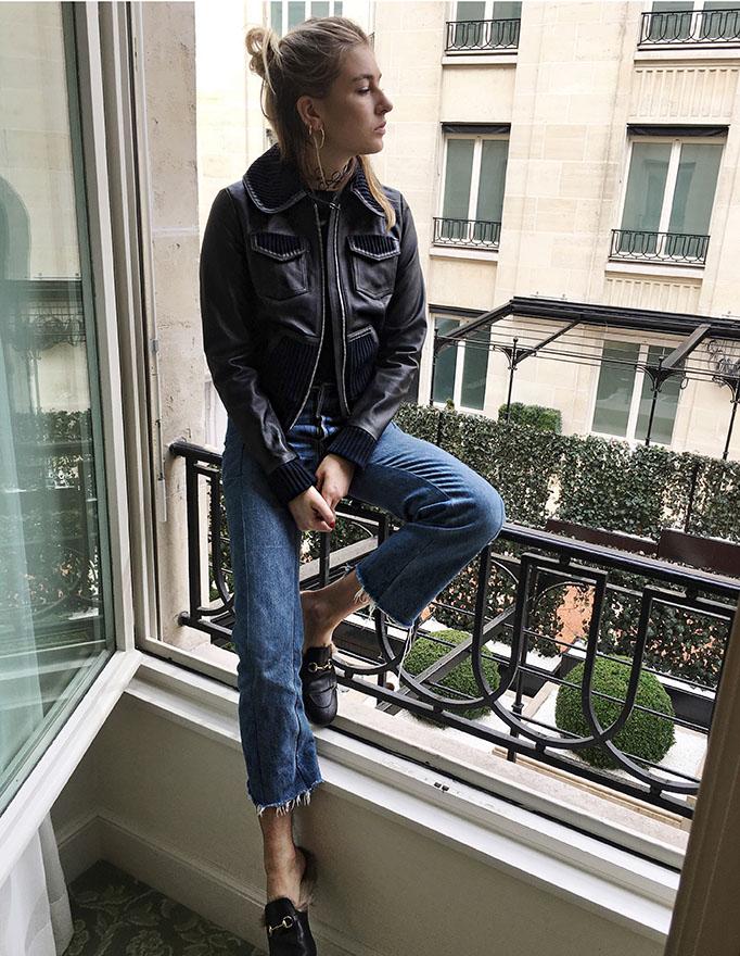 Girl Crush: Camille Charrière via DNAMAG