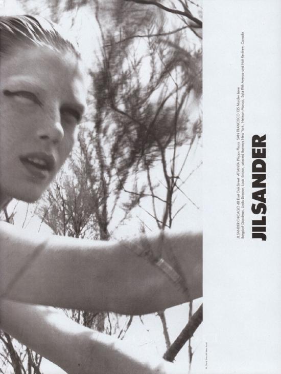 The best of Jil Sander via DNAMAG