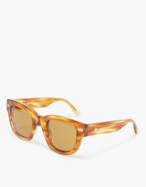 Light Turtle Sunglasses by Acne Studios