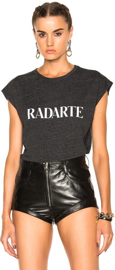 Radarte Slouch Tee by Rodarte