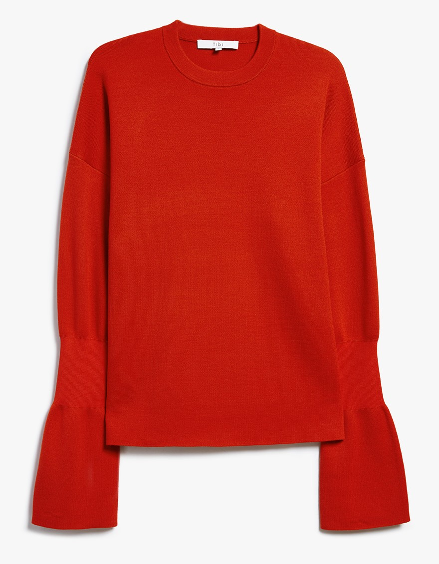 What We Want: Tibi Pullover Sweater