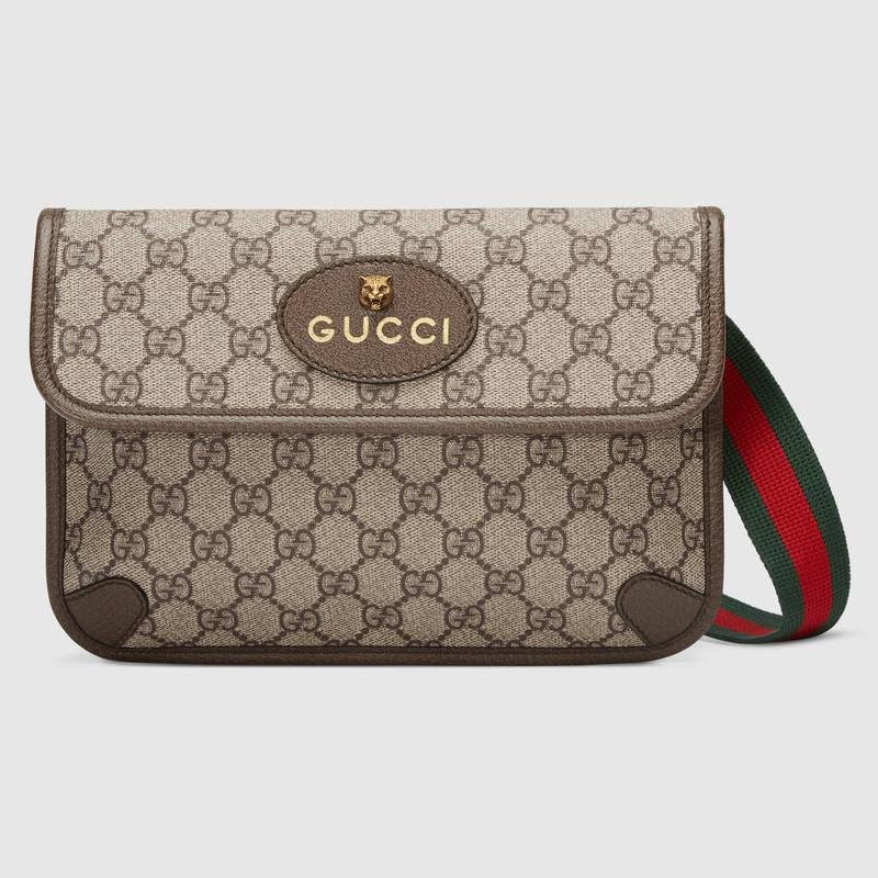 - GG SUPREME BELT BAG $690*PHOTO VIA GUCCI