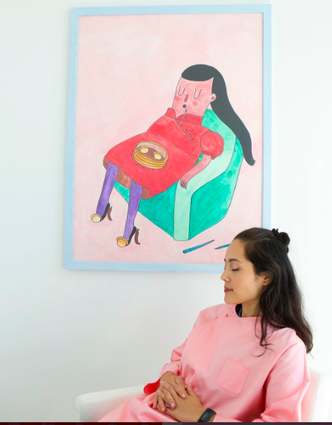 Girl to Know: Camilla Engstrom via DNAMAG