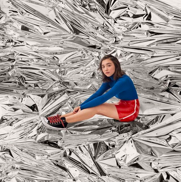 Forever Chuck campaign by Converse...via DNAMAG