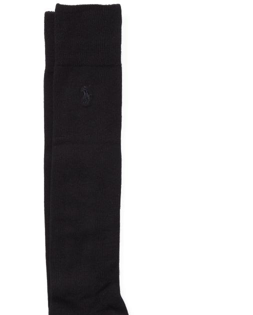 - LONG SOCKS.STRETCH KNEE-HIGH-SOCKS / Ralph Lauren $14