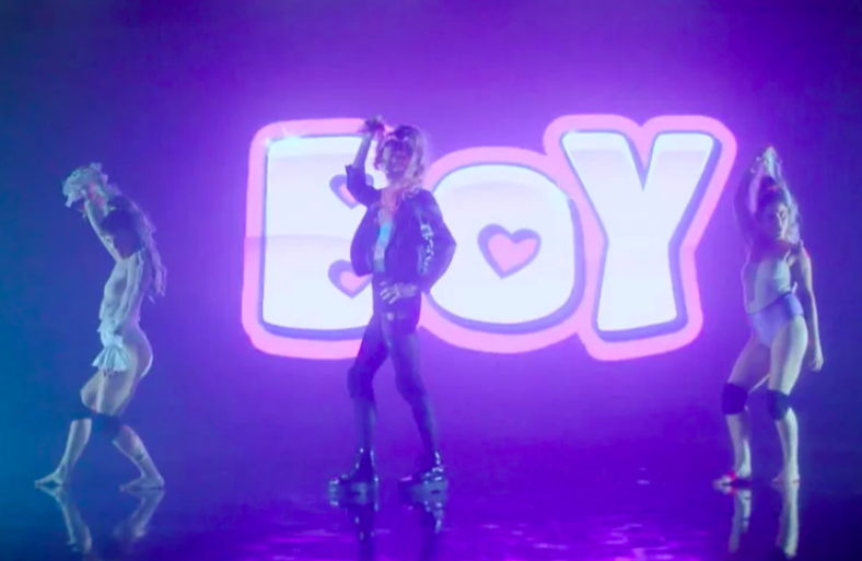"A fun video for a cool song, SOPHIE'S ""Ponyboy"" //DNAMAG"