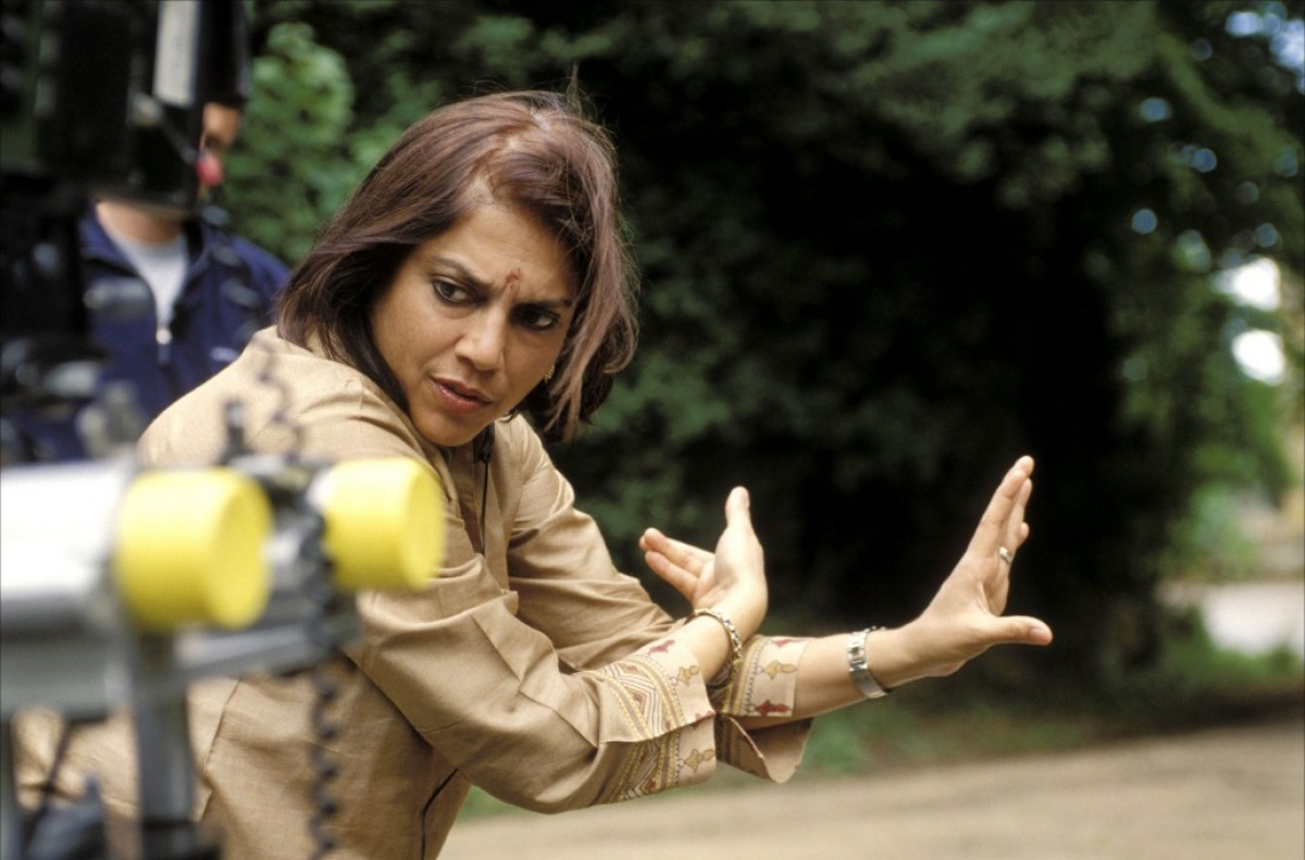 MIRA NAIR. - Her films are important, because it breaks out of the traditional mold of storylines. American Indian filmmaker, Mira Nair focuses on the Indian culture and opens the window for us to see their economic and social situations.