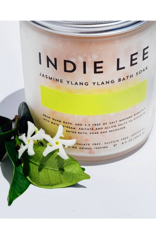 Indie Lee featured in Favorite floral skincare products // DNAMAG