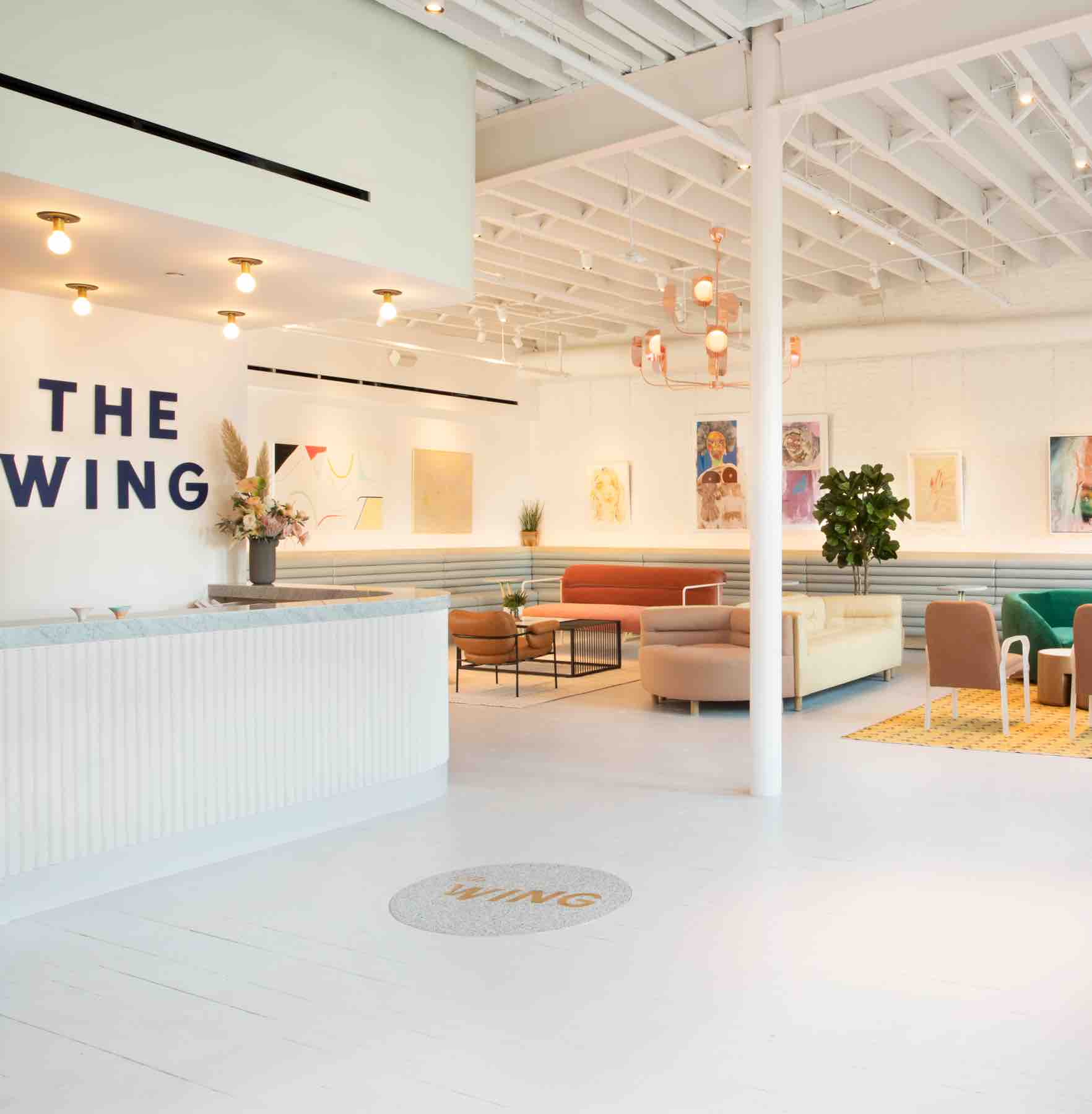 The Wing is hiring a graphic intern, head over to DNAMAG.co for details.