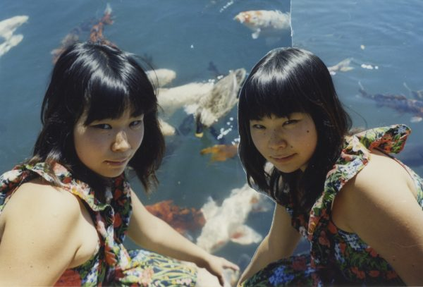 Artist Fumiko Imano images herself as twins .. // DNAMAG