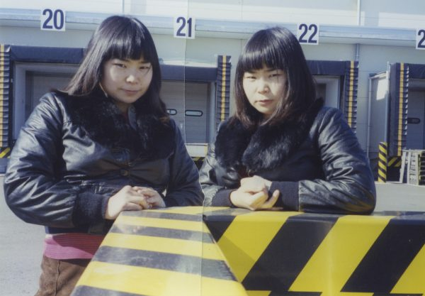Artist Fumiko Imano imagines herself as twins // DNAMAG