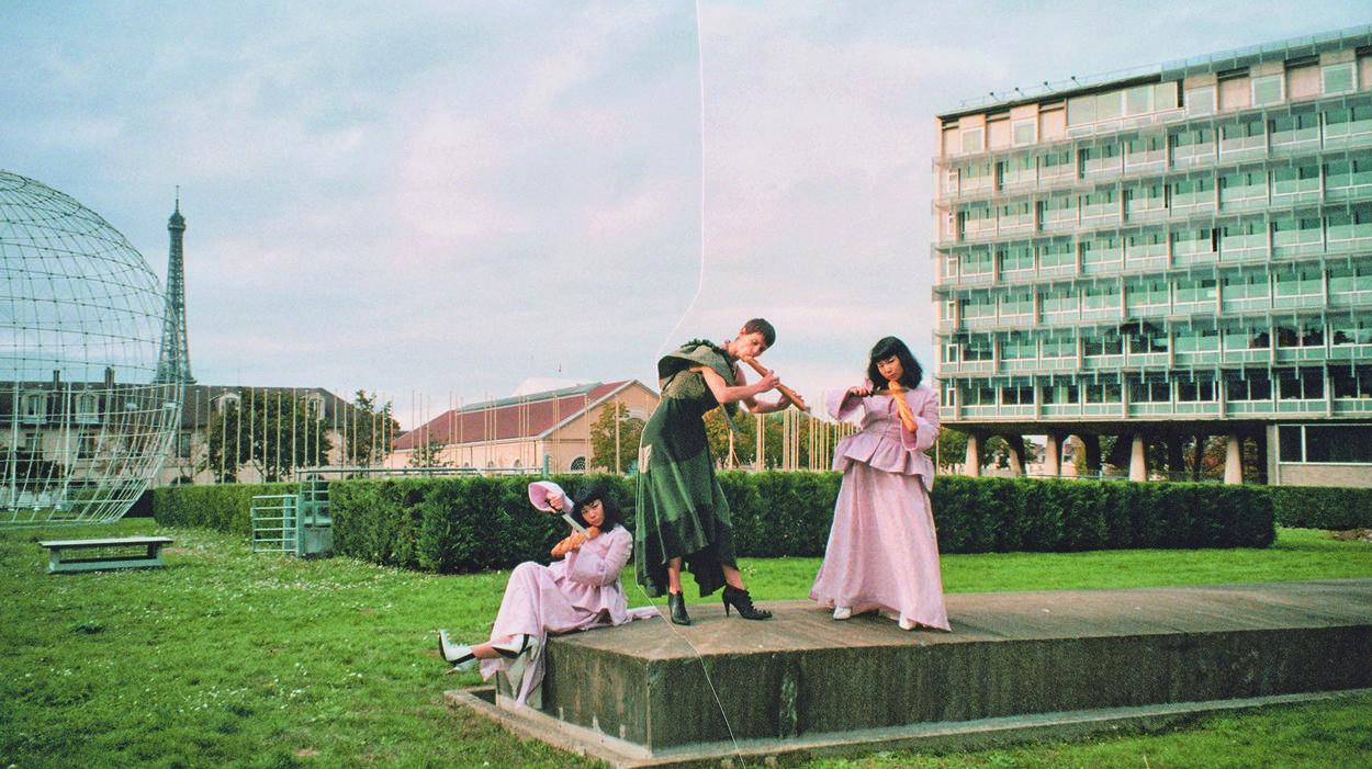 Artist/photographer Fumiko Imano for Loewe SS18 // DNAMAG