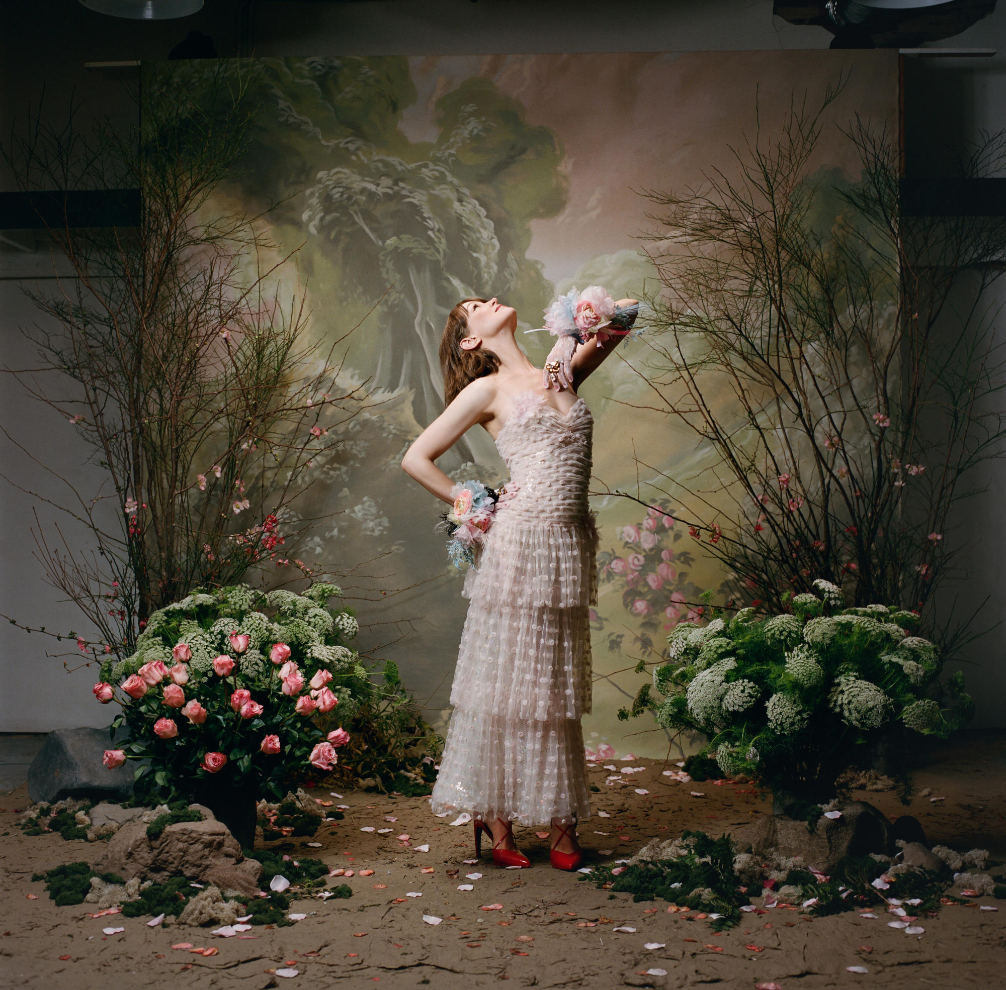 In Lookbook Luv, Rodarte's FW18 features our favorite creative girls // DNAMAG