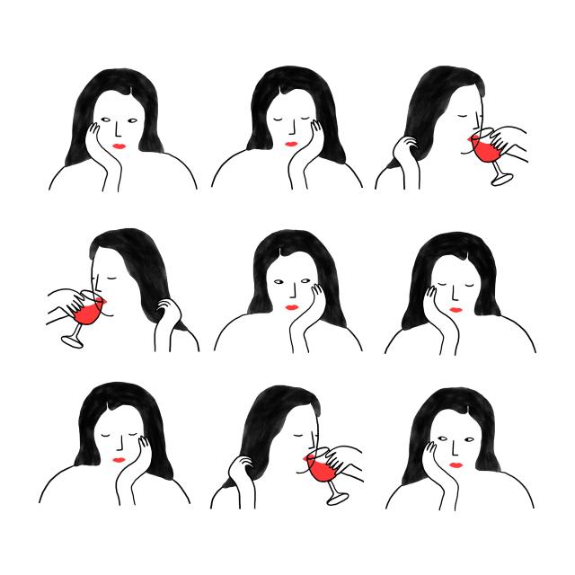 Illustrator Agathe Sorlet // DNAMAG