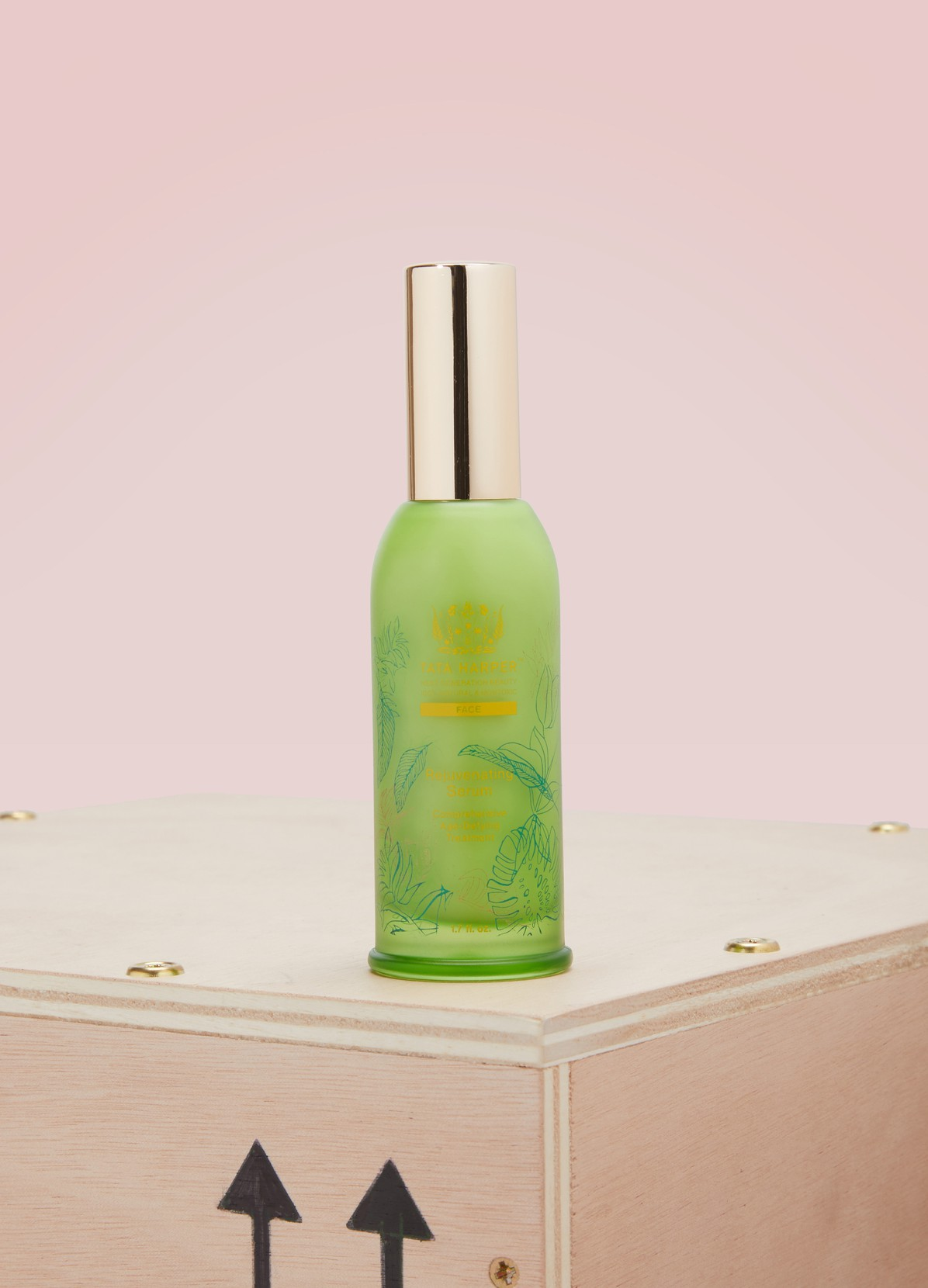 - Serenity now ....REJUVENATING SERUM / Tata Harper available exclusively for 24 Sevres