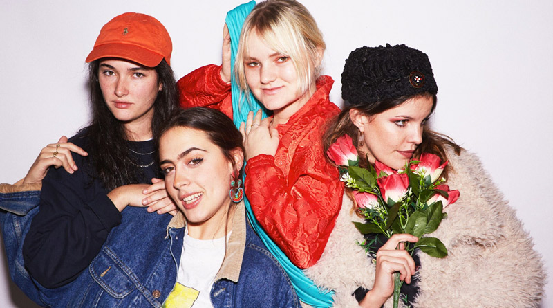 Our favorite girl band: Hinds // DNAMAG