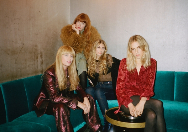 Read our interview w/Bec Adams of Les Filles // DNAMAG