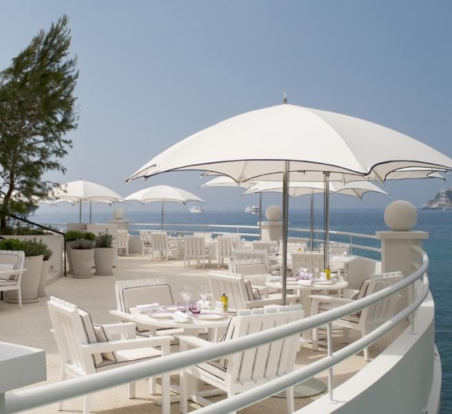 India Mahdavi: Monte Carlo Beach