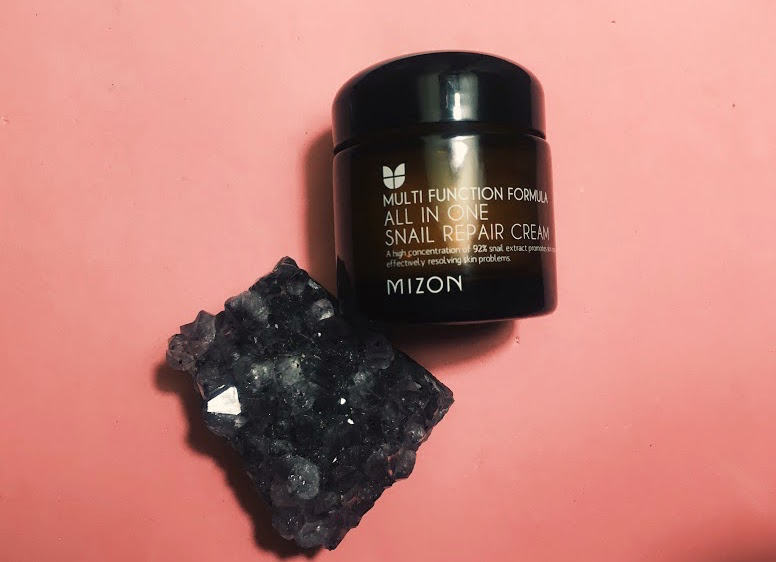 Mizon All-In-One Snail Skin Repair Cream