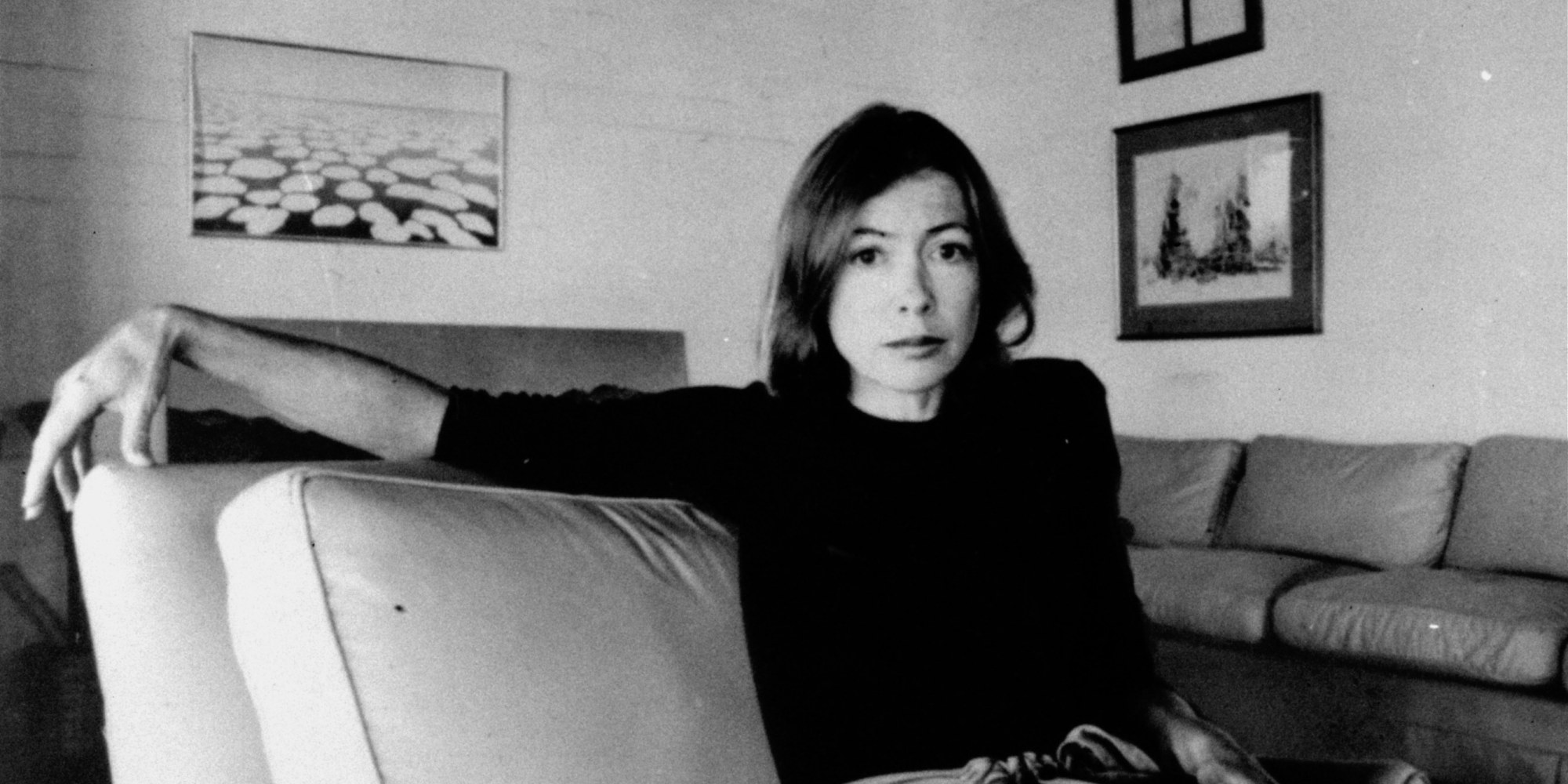 Female writer to female writer, 1978 interview with Joan Didion // DNAMAG