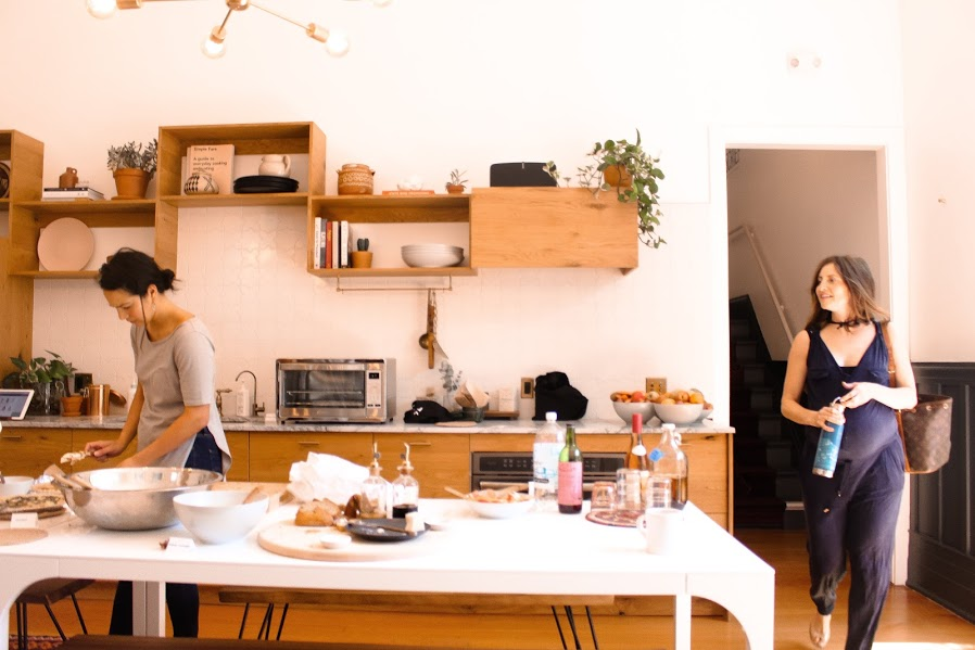 Take a look inside The Assembly, a women's clubhouse in San Francisco // DNAMAG (ph: Alexandria Yip)