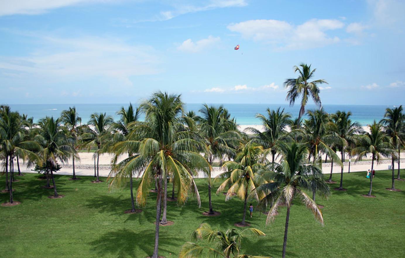 Lummus Park in Miami