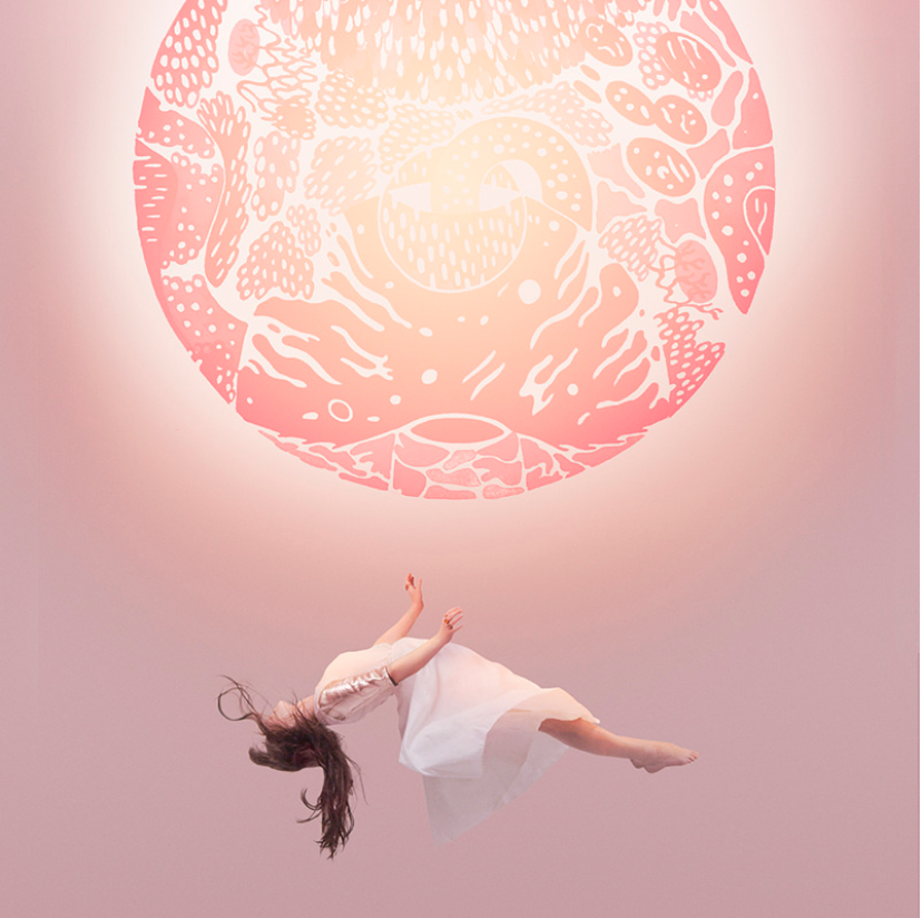 Tallulah Fontaine's design for Purity Ring's album Another Eternity