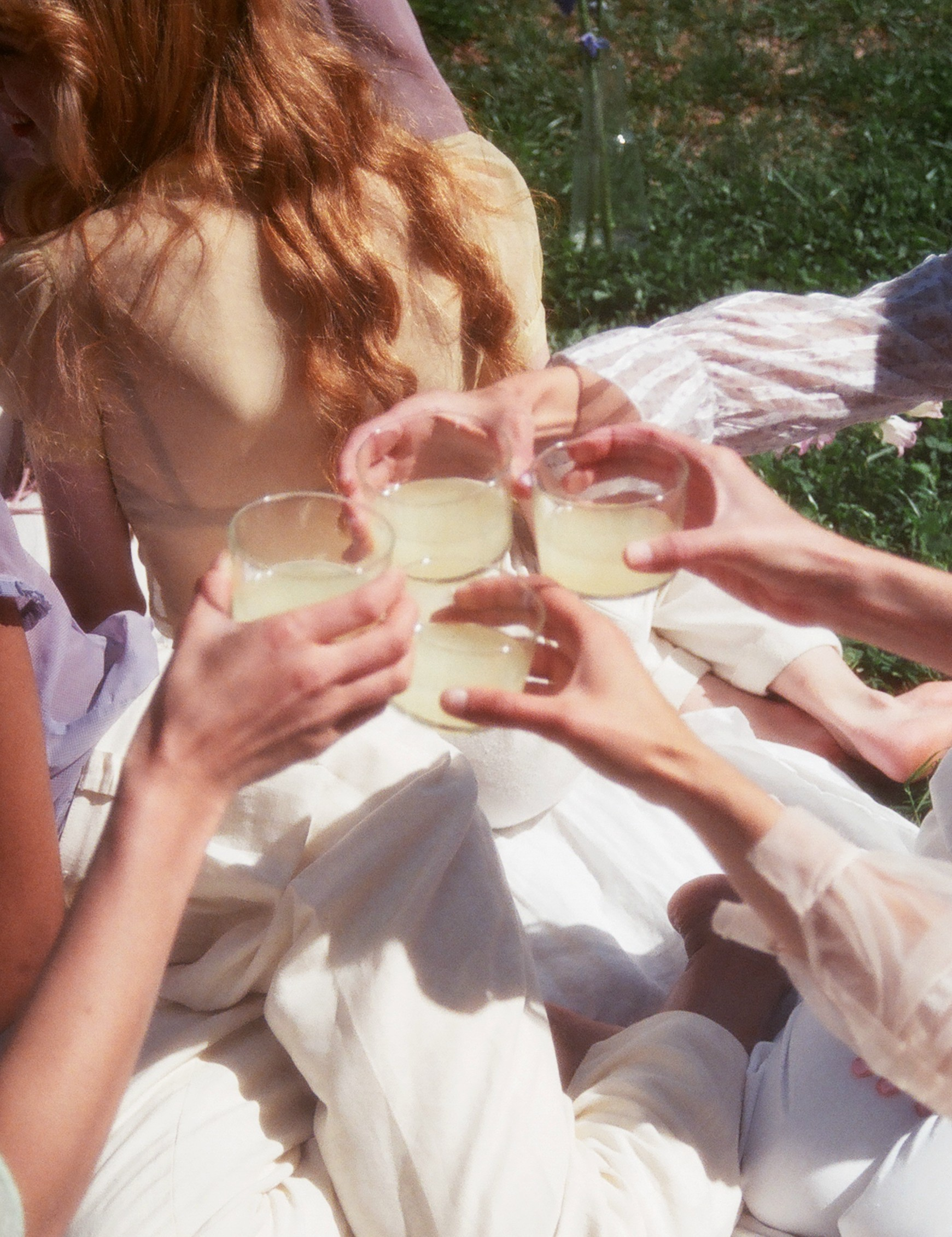 food and fashion (luci zolea + lauren schofield) // DNAMAG.co
