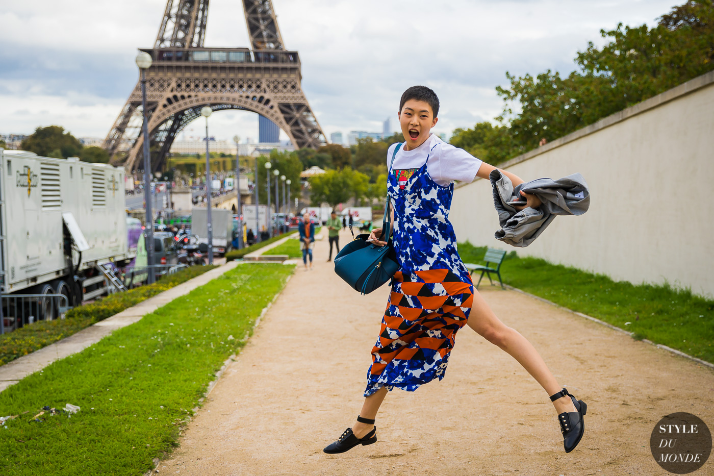 Sohyun Jung (ph: Style du Monde)