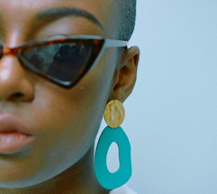 Tabea Earrings by Loeil