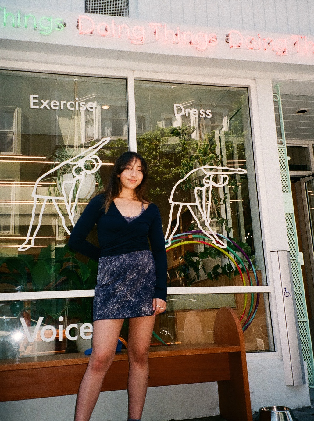 Shopgirl: Sarah of Outdoor Voices // DNAMAG